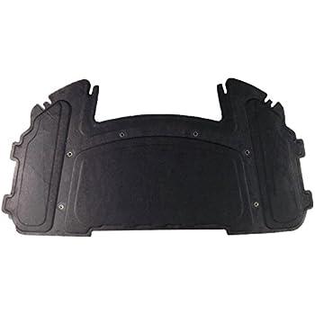 For BMW Genuine Hood Insulation Pad 51487059260