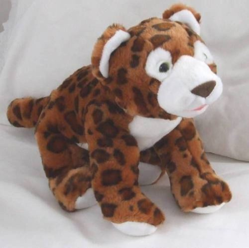 Kohls Cares for Kids Eric Carle Leopard 13  Plush Doll Toy by kohl's