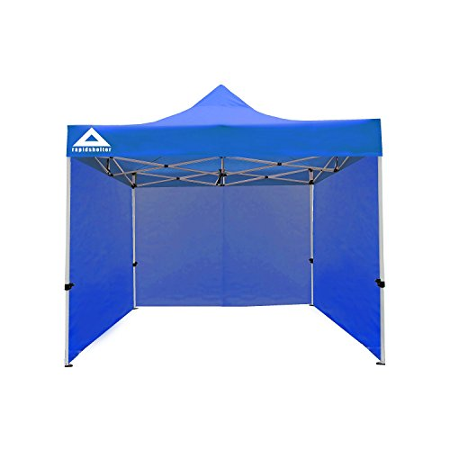 Caddis Tent - Caddis Sports Rapid Shelter Sidewall, Royal Blue, 10'x10'