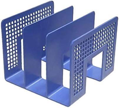 DHTOMC Aktenhalter, modischer Aktenhalter, Datenspalte, Archivbox, einfache Aufbewahrung, Bücherregal, Aktenhalter (Farbe: A) Xping B