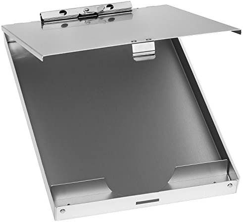 Blue Summit Supplies Clipboard Compartment