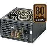 COOLMAX TECHNOLOGY ZU-700B Coolmax ZU-700B 700W 80 Plus Bronze ATX12V 2.3/EPS12V 2.91 Power