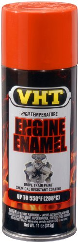 VHT SP120 Engine Enamel Chrysler Hemi-Orange Can - 11 -