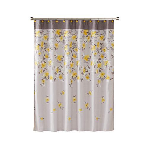 SKL Home by Saturday Knight Ltd. Garden Shower Curtain, Gray from SKL HOME by Saturday Knight Ltd.