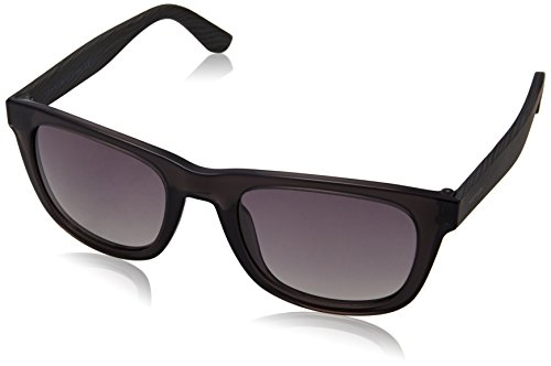 Tommy Hilfiger Mens Th1313s Wayfarer Sunglasses, Gray Wood/Gray MS Silver, 51 - Hilfiger Wayfarer Tommy