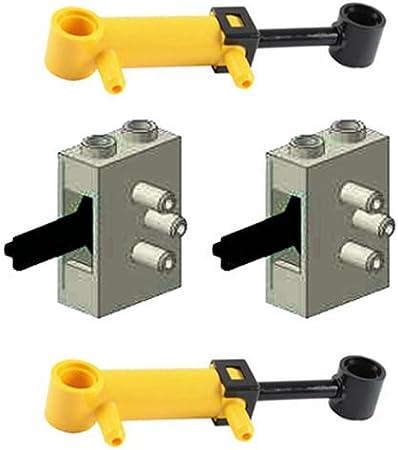 Lego Pneumatic AIR TANK KIT 2 technic,cylinder,mini,pump,tubing,switch,hose
