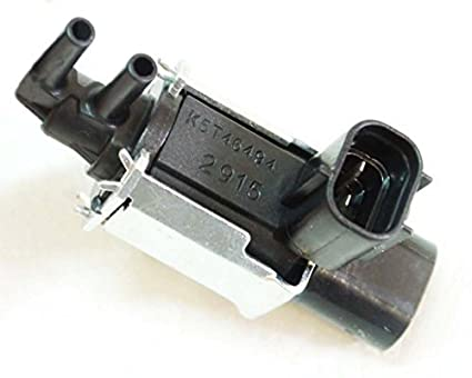 k5t46494 Turbo Válvula de mariposa VGT Solenoide L200 SHOGUN SPORT NEGRO