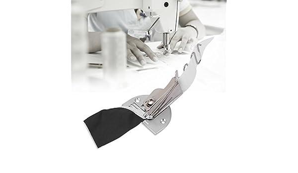 MAGT Carpeta overlock de Costura, 1pc Máquina de Coser Industrial Carpeta de Archivos adjuntos de encuadernación de Doble ángulo(40mm): Amazon.es: Hogar