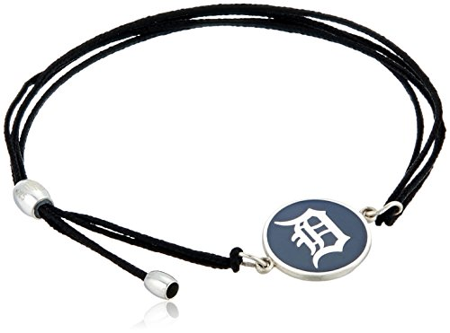 - Alex and Ani Kindred Cord Detroit Tigers Sterling Silver Bangle Bracelet