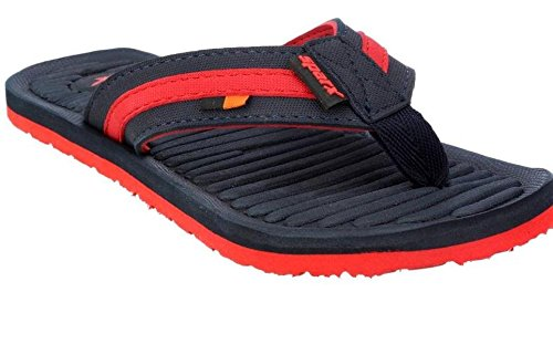 db563c0e7 Sparx Men s Flip-Flops and House Slippers (SFG-536-Red) (9-UK IND ...