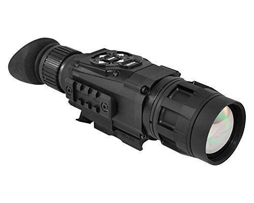 ATN ThOR 331-1-4x, NMS, 336x256, 14mm, 30Hz Thermal Rifle Scope, Black