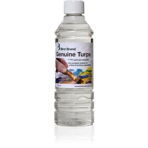 Bird Brand Genuine Turpentine - 500ml
