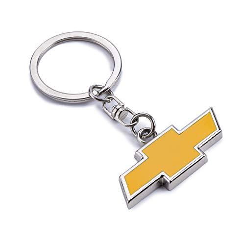 Key Chain Car Logo Key Ring, Best for Gifts … (Chevrolet) ()