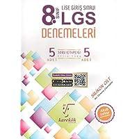Karekök 8. Sınıf LGS Denemeleri-5 li-YENİ