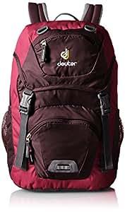 Deuter Junior Backpack - Kid's Aubergine/Magenta