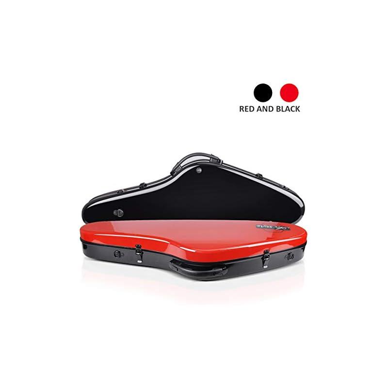 Violin Hard CaseAileen 4/4 Full Size Lux