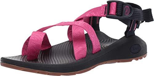 Chaco Women's Zcloud 2 Sport Sandal, Magenta, 10 M US (Buckle Around Wrap)