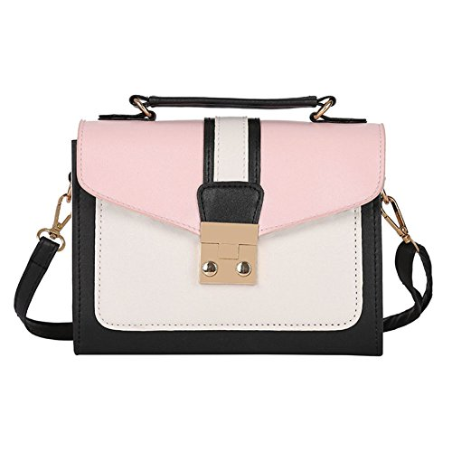Bag Shoulder Women's Leather Bags Women Women Bag Clutches Bag Shoulder Women's Handbags Handbag Fashion Bag Shopping Bags Bag Handbag Tote Pink Bag Shoulder fEIwnZdq