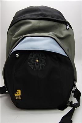 Crumpler Radioactive Empathy SoundSystem Ltd. Edition Backpack