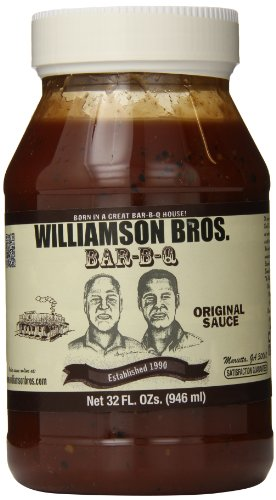 williamson bbq sauce - 1