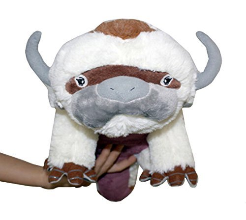 The Last Airbender 20 Inch Appa Avatar Plush Doll Toy By Fantastic House