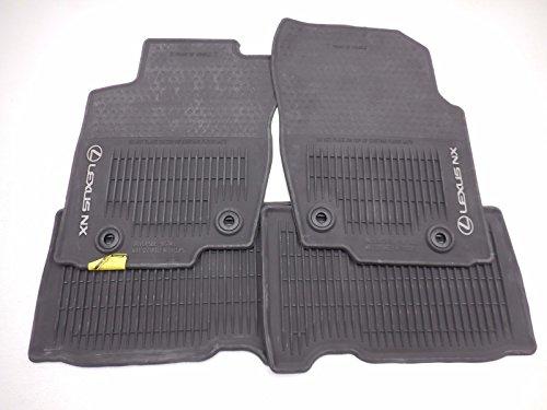 lexus pt206 78150 20 all weather floor mat set floor parking mats automotive parts. Black Bedroom Furniture Sets. Home Design Ideas