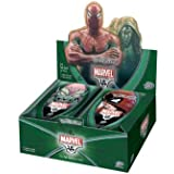 Marvel VS System Trading Card Game Web of SpiderMan Booster Box 24 Packs