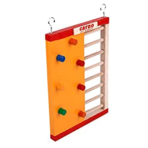 Colorful Funny Climbing Ladder Molar Supplies for Hamsters