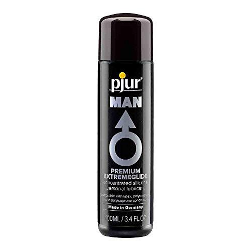 (Pjur Man Extreme Premium Silicone Lubricant, 3.4 Fluid Ounce / 100 Milliliter)