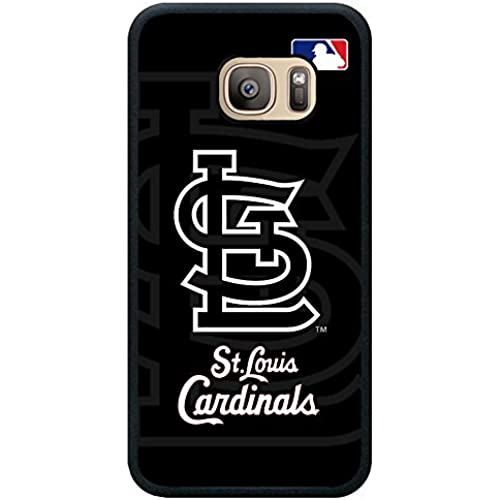 S7 TPU Phone Case,St Louis Cardinals 2 Popular Gifts Case Cover for Samsung Galaxy S7 (Black) Sales