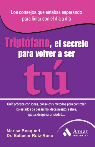 Triptófano (Spanish Edition) by [Bosqued, Maria, Ruiz-Roso, Dr