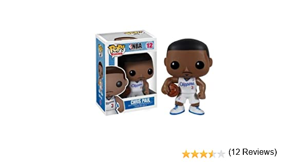 Funko POP NBA Series 2 Chris Paul Vinyl Figure: Amazon.es ...