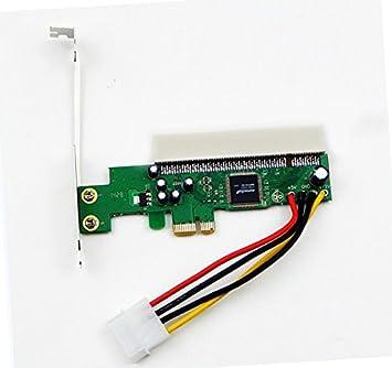 PCI Express 1x PCIe a PCI a PCI convertidor de tarjeta PCI ...