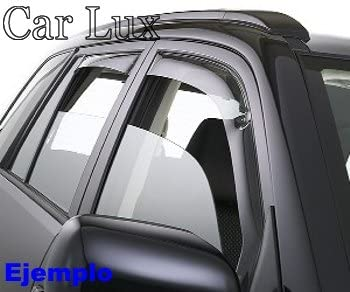 pour 4 vitres. Car Lux 4 d/éflecteurs pour Volvo XC70 /à partir de 2007