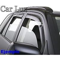 Car Lux AR03332 - Deflectores de Aire Cortavientos
