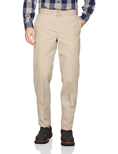 Dickies Men's Original 874 Work Pant, Desert Sand, 32W x 30L