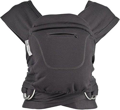 Close Baby Carrier 141982Porte-bébé Plus Cotton Blend, graphite