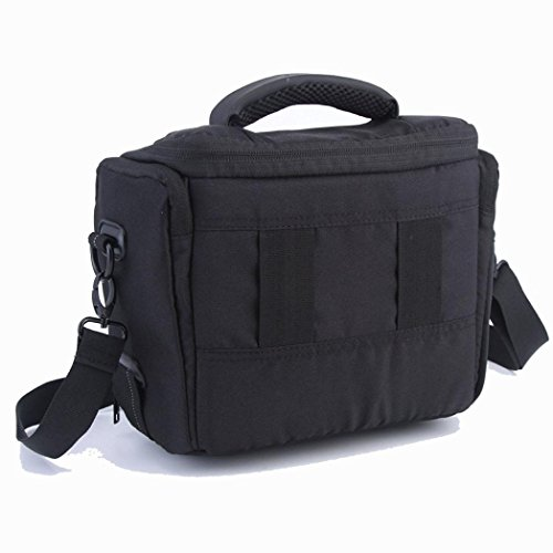 Gbell Portable Outdoor Carry Storage Case Shoulder Bag for DJI Mavic Air/Pro Drone (Black) by Gbell