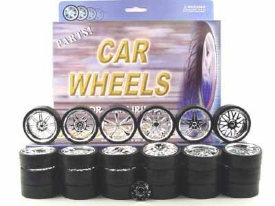 Replacement Rims For 1/18 Scale Cars & (18 Wheels Trucks)