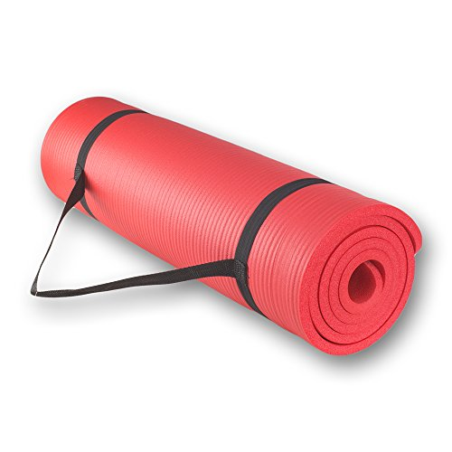 szk-sports-slip-and-moisture-resistance-yoga-exercise-floor-mat-red