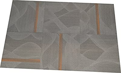 Shaw Charcoal Carpet Tile