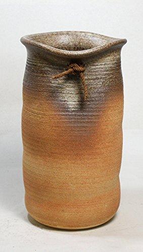 火色窯変傘立 信楽焼 陶器 傘立て B01N7F2AI4