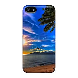 Fashion Protective The Silent Moment Case Cover For Iphone 5/5s