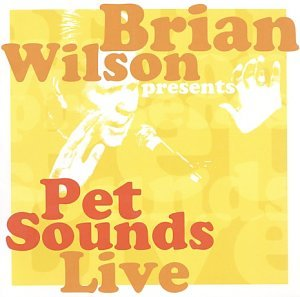 Pet Sounds Live by Toshiba EMI Japan