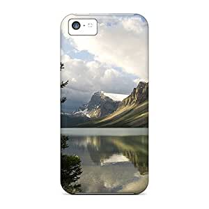 AnnetteL KLCFrzr55 5s95 5shDPbN Case Cover iPhone 5 5s Protective Case Lake Hd