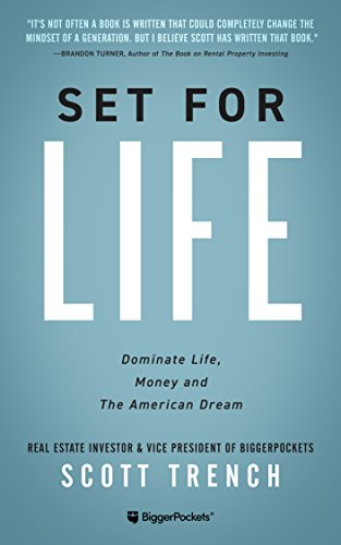 Amazon set for life dominate life money and the american set for life dominate life money and the american dream by trench fandeluxe Choice Image
