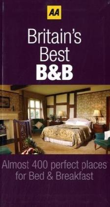 Britain's Best Bed & Breakfast 2010...