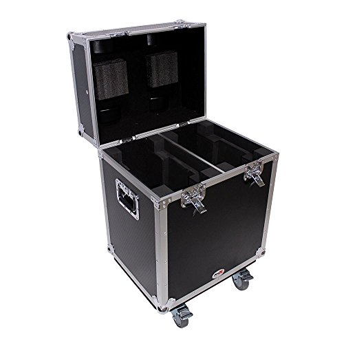 Style Moving Head Lighting Case for 2 Units (Hybrid Moving Head)
