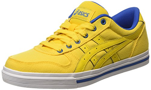 0303 Aaron light Yellow Baskets light Mixte Jaune Basses Yellow Adulte Asics q7ZPf