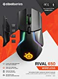 SteelSeries Rival 650 - Quantum Wireless gaming